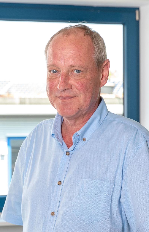 Jörg Hoffmann, Datenschutzbeauftragter