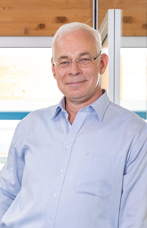 Ralf Bakenecker, Geschäftsführer und Datenschutzbeauftragter
