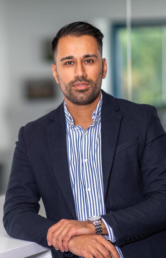 Said-Elham Sadat, Datenschutzbeauftragter und IT-Sicherheitsbeauftragter